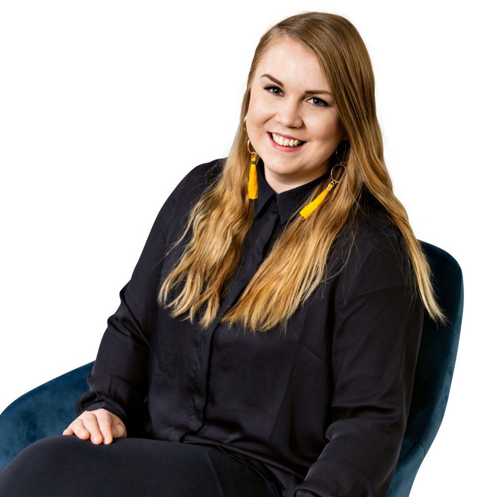 Kuva henkilöstä Mira Mäkiaho